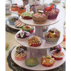 Muffin Etagere Set