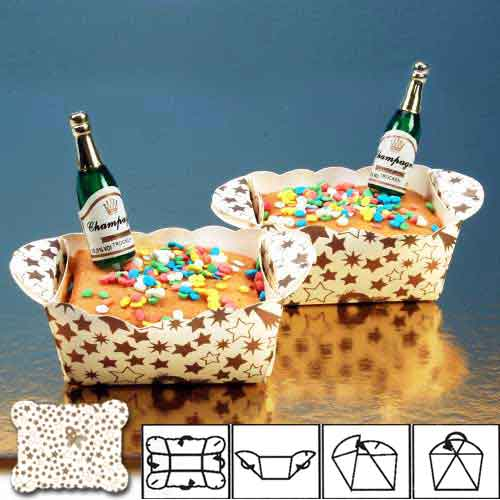 Mini Cake bakvorm - Diverse uitvoeringen