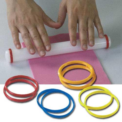 Ringen voor Rolstok - in diverse maten
