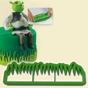 Steker-Uitdrukker: Gras