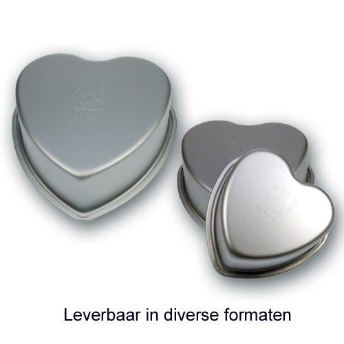Bakvorm Hart Geanodiseerd Aluminium
