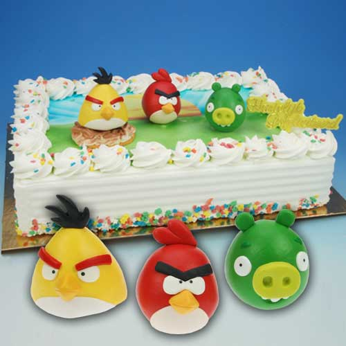 Toys: Angry Birds