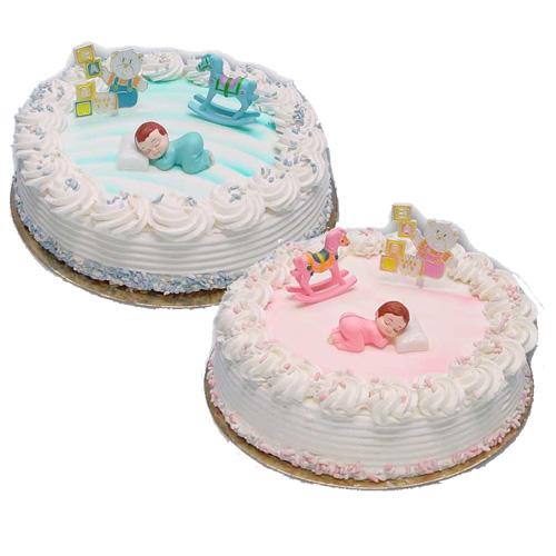 Baby mix - Taart decoratie set
