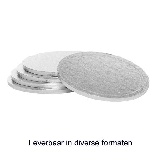 RWD Cake Board (Drum) - Rond - Dikte 13mm