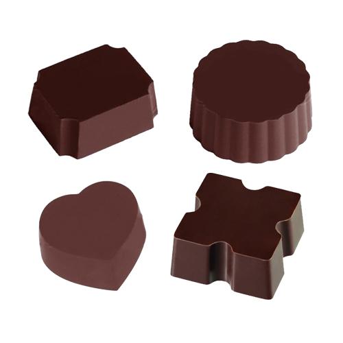 Magneet bonbon vorm - Diverse vormen