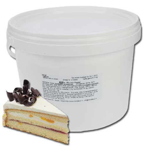 Mix voor Kapsel - Biscuitdeeg