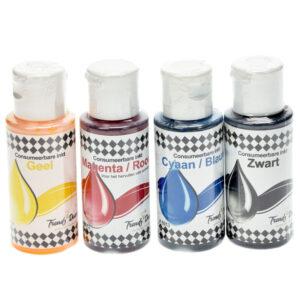 Eetbare Hervul Inkt - 50ml/flesje