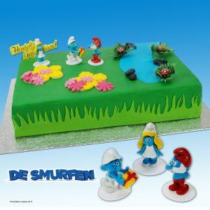 Toys-set: Smurfen