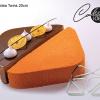 CakeIdea Inox Gebaksringen - Twins - 20cm