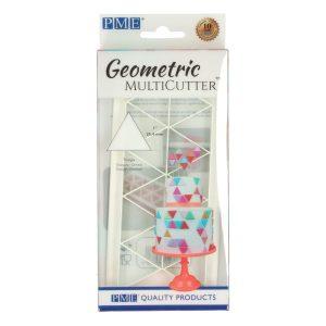 20112 Geometric Cutter Triangle - 02