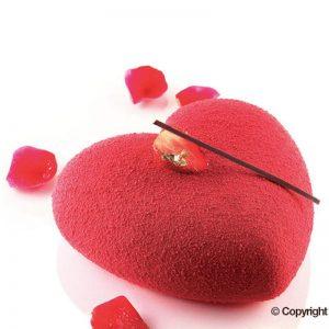 Siliconflex Siliconen Bakvorm Hart: Amore 600ml (Torta Flex)