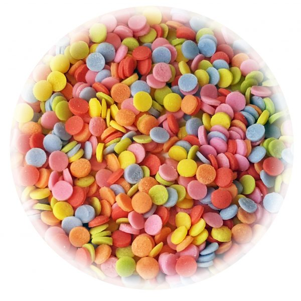 Suiker Confetti Mini Rond