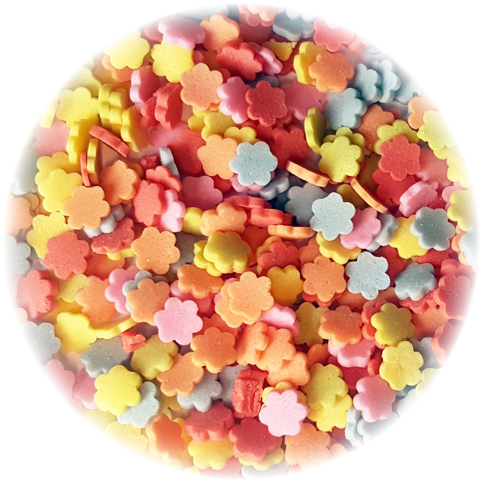 Suiker Confetti Bloemetjes