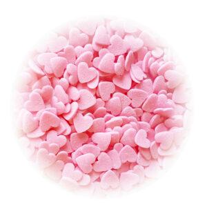 Suiker Confetti Hartjes