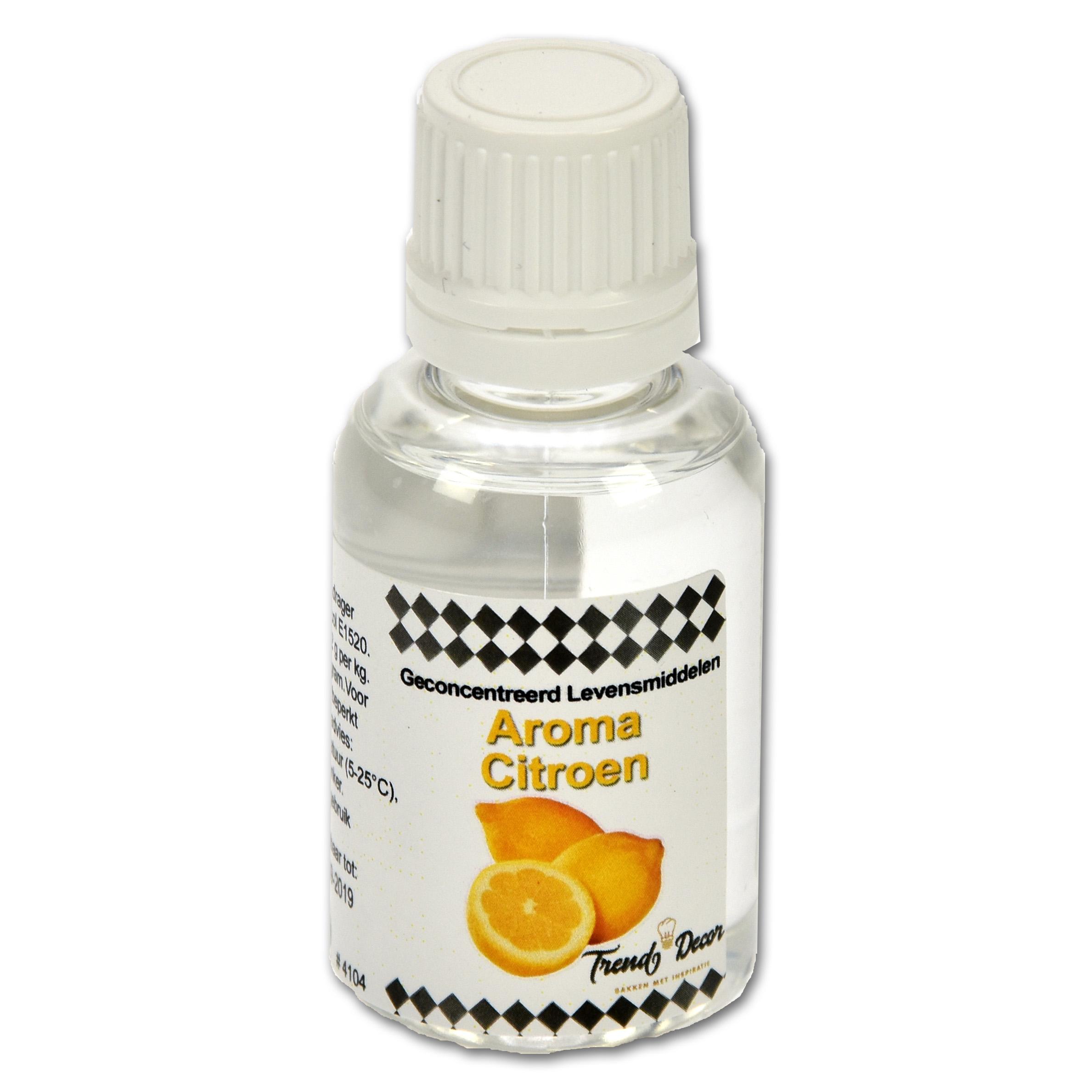 Geconcentreerd Levensmiddelen Aroma - Citroen