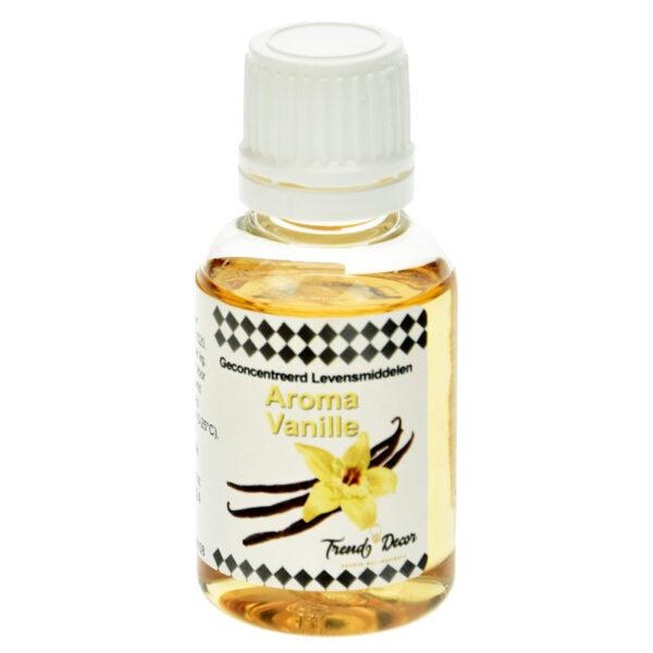Geconcentreerd Levensmiddelen Aroma - Vanille