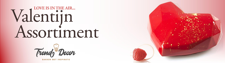 Valentijn Taart Decoratie