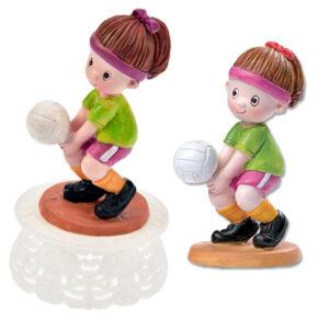 Volleybal Meisje Figuurtje - Hip