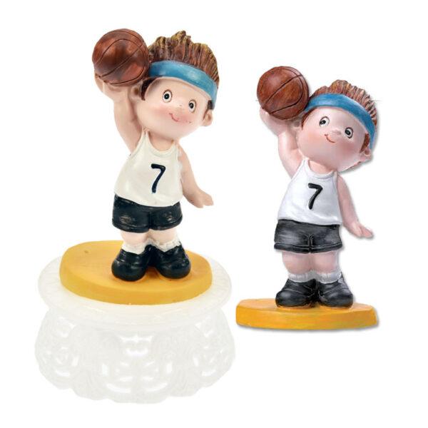 Basketbal Jongen Figuurtje - Hip