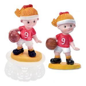 Basketbal Meisje Figuurtje - Hip