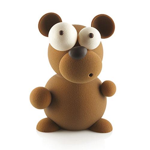 Kit Teddy - 3D ChocoFigures