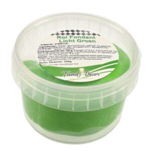 licht groen 250 gram