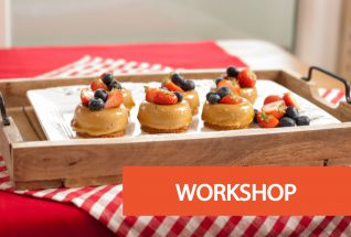 workshop dessert