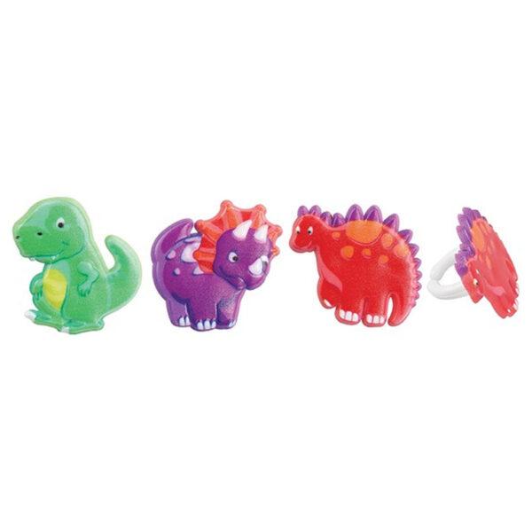 DecoRings: Dino vriendjes