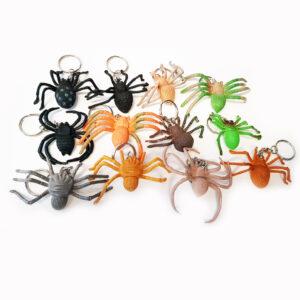 Sleutelhanger: Spinnen