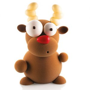 Kit Rudolf - 3D Choco Figures