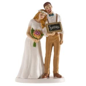 Bruidspaar Romantisch - Hippie