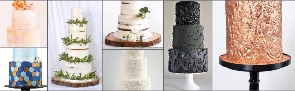 de nieuwste trends in taart decoratie