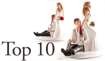 top 10 bruidstaarttoppers