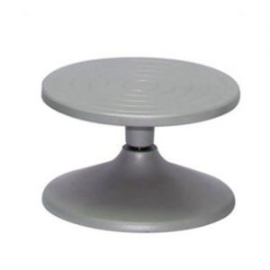 Draaiplateau - RVS - Ø22 cm