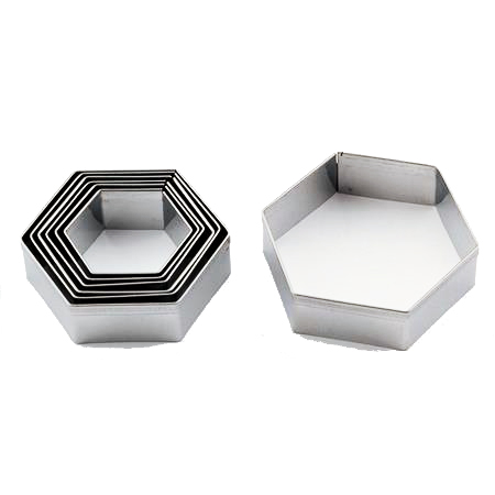 Steker set: zeskant 7-delig