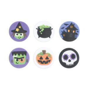 Suikerschildjes: Halloween Collectie