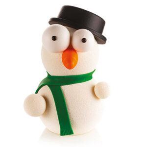 Mr Snow - 3D Choco Figures