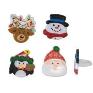 DecoRings: Kerstfiguren