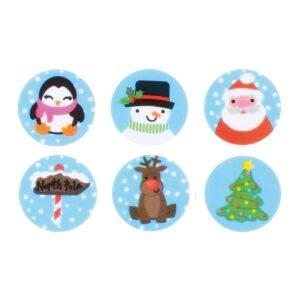 Suikerschildjes: Kerst Collectie