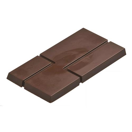 Polycarbonaat Bonbon Chocoladevorm: Tablet - Abstract