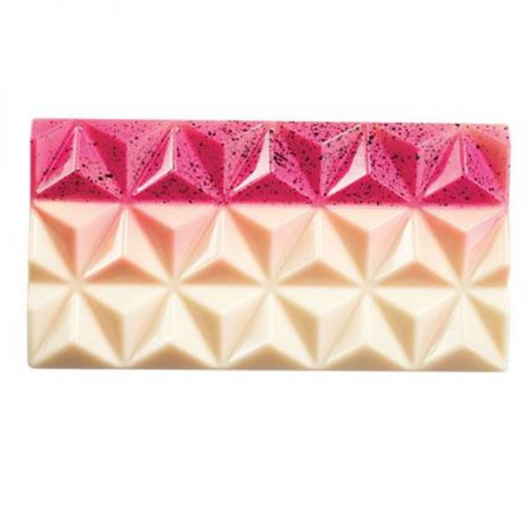 Polycarbonaat Bonbon Chocoladevorm Tablet Piramidi