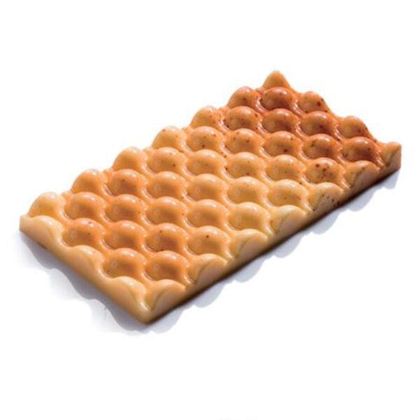 Polycarbonaat Bonbon Chocoladevorm: Tablet - Bolletjes