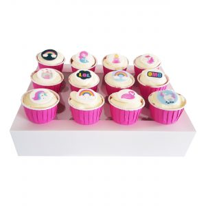 CupCake Box - Magical