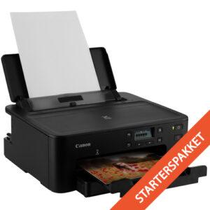 FoodPrinter A4 - Canon Pixma TS705 - Starterspakket
