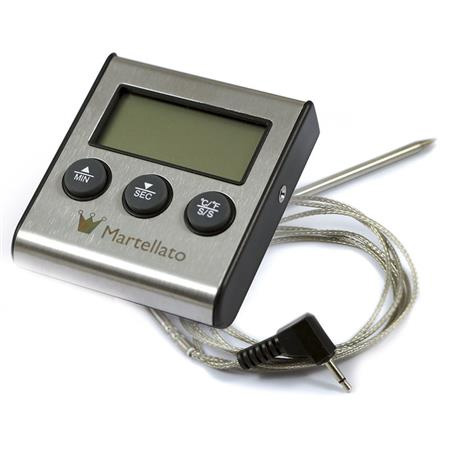 Digitale Thermometer met sonde (geschikt voor chocolade)