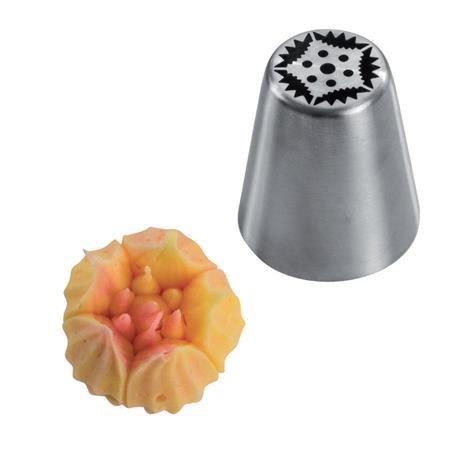 RVS Bloemen Spuit: Type O