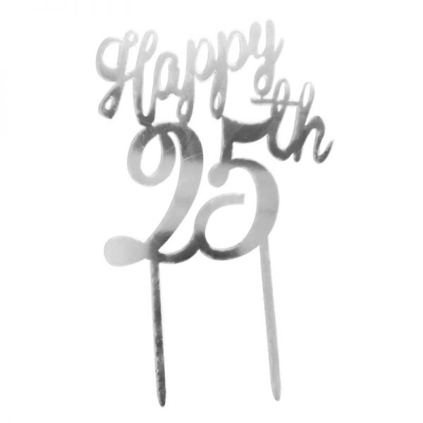 Taarttopper - Happy 25th