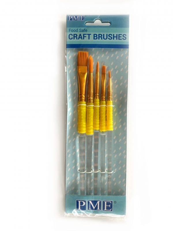 Food Safe Craft brushes